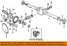 Dodge CHRYSLER OEM 02-10 Ram 1500 Rear Differential-Side Bearings 5072506AA