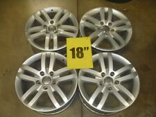 "RL28  Cerchi in lega originali Audi da 18"" 5x130"