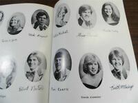 1979 Greenville High School Indian Valley Ca Original Yearbook Annual The Legend