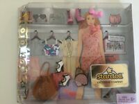 Fashion Pack for Model Muse Body StarDoll by Barbie Mattel 2011 WW2207 PINK Rare