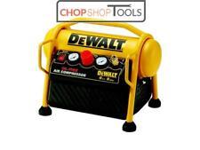 DEWALT DEWDPC6MRC DPC6MRC Mini Roll Cage Compressor 6 Litre 1100W 240V