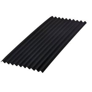 Genuine Onduline Sheets, Roofing Sheets Black Onduline Roofing, Corrugated