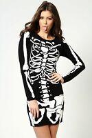 Halloween Dress Costume Fancy Ladies Women's Adult Outfit Bodycon Top 8-26