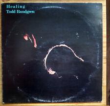 Todd Rundgren Healing UK LP ILPS9657 BEARSVILLE 1981 VG
