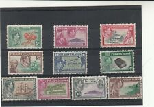 Pitcairn Islands / George 6 Stamps