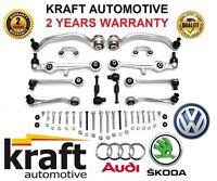 ^ KRAFT 16mm CONTROL ARMS SET Audi A6 C5 VW Passat B5 FaceLIFT FL A4 RS4 Skoda #