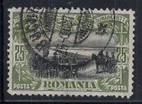 Rumänien 1906 Mi. 192 F Gestempelt 100% 25 B, Karl I.