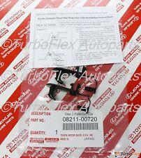 Toyota Scion Lexus Genuine Floor Mat Clips Set Of 2      08211-00720