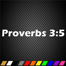 Ephesians 6:12-13 Bible Verse Decal Sticker4.5-Inches By 1.25-Inches