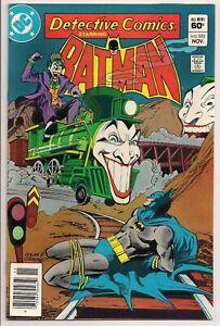 DETECTIVE COMICS # 532  DC COMICS 1983  BRIGHT, CLEAN, WHITE & GLOSSY!!  NM/M!!