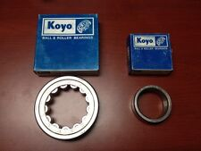 Koyo NU312RC3TY Cylindrical Roller Bearing Assembly K95-10 -Outer & Inner Rings