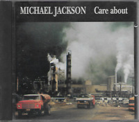 MICHAEL JACKSON - Care About - CD - MJK 101 - 1996 - Rare - Europe