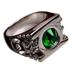Green Lantern High Quality POWER Ring Cosplay Costume(GREAT FUN!)