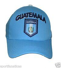 Guatemala  Hat Cap Adjustable Rhinox Group National Team Soccer  Flag Logo