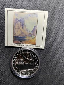 2013 Canada $20 Guardian Of The Gorge 1 Oz .999 Silver Proof *No Reserve!