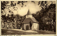 Lullington Great Britain England ~1920/30 Church Seford chapel Kapelle Kirche