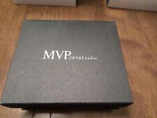 COLORADO ROCKIES MVP CRYSTAL Paper Weight Satin Display Box Great Gift Item