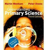 Understanding Primary Science by Martin W. Wenham, Peter Ovens (Paperback, 2009)