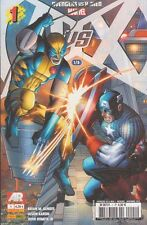 AVENGERS VS X-MEN N° 1 couv 2/2 Panini COMICS Marvel
