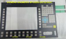 New SIEMENS SINUMERIK 6FC5203-0AF02-0AA1 Membrane Keypad - OP012  ,free ship