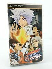 Katekyoo Hitman Reborn ! Battle Arena 2 - Jeu PSP JAP Japan complet