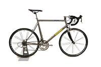 Litespeed Saber 650c Titanium Tri / TT Road Bike 2 x 9 Speed Dura-Ace 57 cm / L