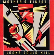Mother's Finest: Looks Could Kill w/ Artwork MUSIC AUDIO CD 1989 Pop Rock Funk