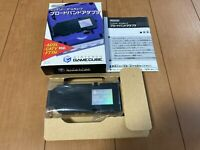 Nintendo Official Broadband Adapter DOL-015 For GameCube GC with BOX and Manual