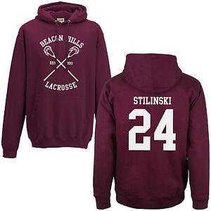 Unisex Sweatshirt Herren Rot Teenager Damen Kapuzenpullover Hoodie M/ädchen Pullover F/ür P/ärchen coil.c Lacrosse Hoodie Wolf 24 Teen