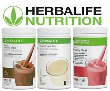 2X HERBALIFE FORMULA 1 HEALTHY MEAL AND 1X  PROTEIN DRINK MIX  ALL FLAVORS