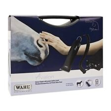 Wahl Avalon Cordless Horse Clippers Gift Set  Black *Top Quality Brand New*