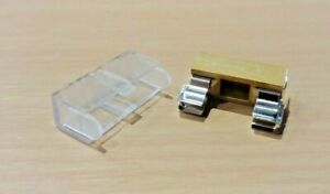 Panel Mount PCB 20mm Fuse Holder Case with Cover - 250V 6A