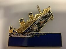TITANIC JOIN US challenge coins nypd