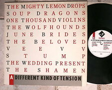 A Different Kind Of Tension  Vinyl  LP June Brides Shamen Mighty Lemon Drops