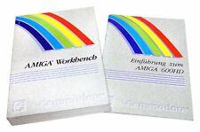 AMIGA 600 Benutzerhandbücher