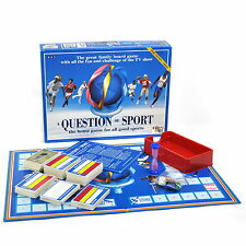 Question Of Sport BBC 1994 Updated Third Edition Board Game FREE Postage