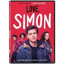 Love, Simon (DVD, 2018) NEW