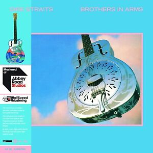 DIRE STRAITS - Brothers in arms (2021) 2 LP pre order