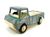 Vintage 1969 Tootsie Toy Pickup Truck Made in USA Green