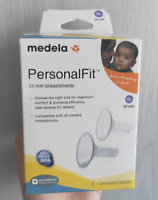 Medela PersonaFfit Breastshield Breast Shield Flange XL 30mm x2 87075 Open