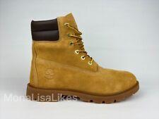 """New Timberland 6"""" Premium Waterproof Boots Yellow Beige Suede Nobouk"""