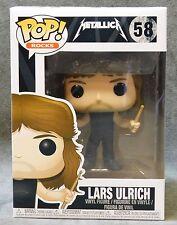 Lars Ulrich - Metallica - POP! Vinyl Figure - Funko Rocks