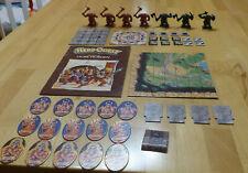 HeroQuest Hero Quest Brettspiel Erweiterung gegen die Ogre Horden 100% komplett