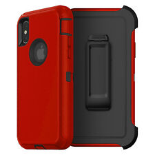 For iPhone 6 & 6S Case Cover (Belt Clip fits Otterbox Defender)