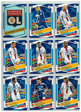 18x Olympique LyonTeam Set  Match Attax Championsleague 16/17