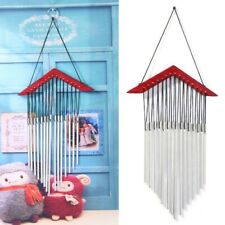 15 Metal Tubes windchime wind bell Large Wind Chimes Home Garden Hanging Decor