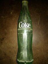 Coca Cola Bottle 10 oz. CAIRO ILL. Vintage Antique