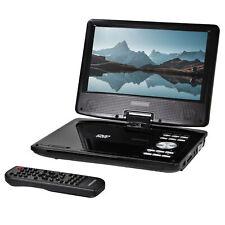 Magnavox Mtft713-Bk Portable 9 Inch Tft Swivel Screen Dvd/Cd Player in Black