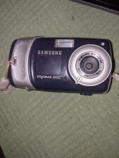 Samsung Digimax A402 4.0 MP Digital Camera - Black