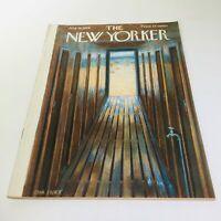 The New Yorker: Aug 16 1958 - Full Magazine/Theme Cover Edna Eicke